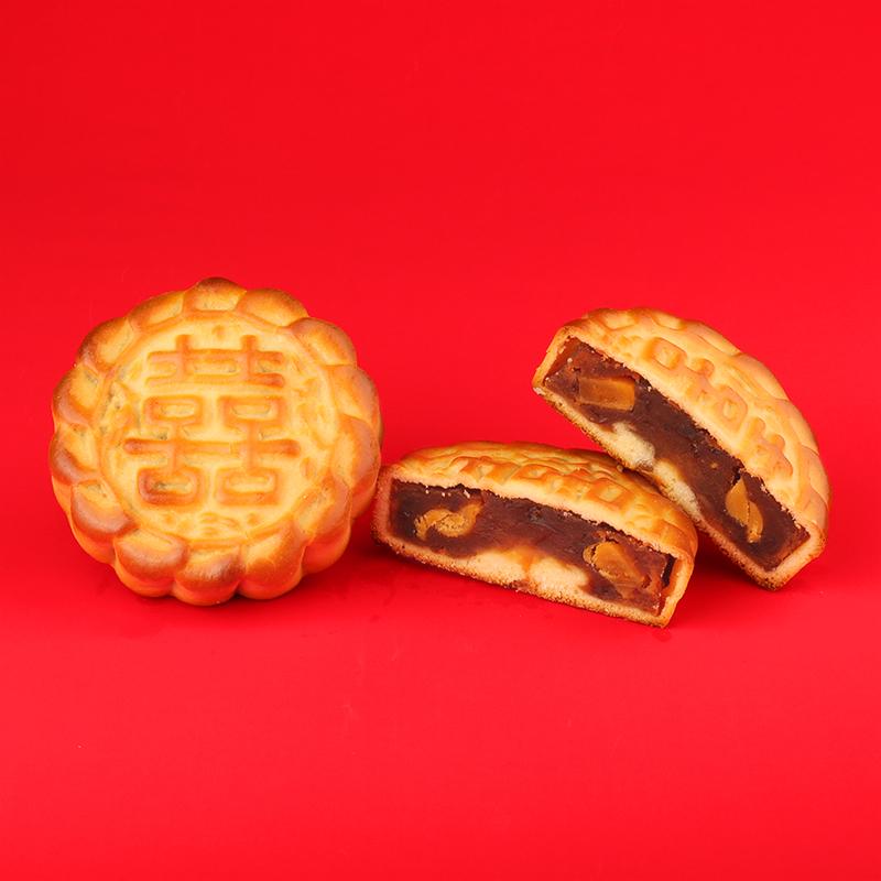 箱仔餅(桂圓蛋黃)