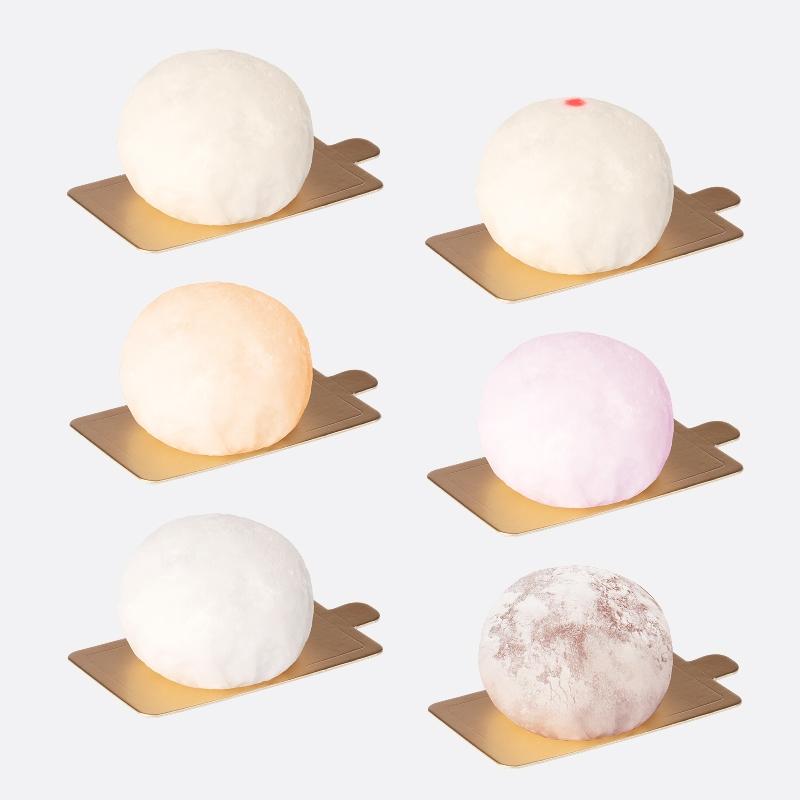 雪莓娘<span class=red> (6種口味供您挑選)</span>
